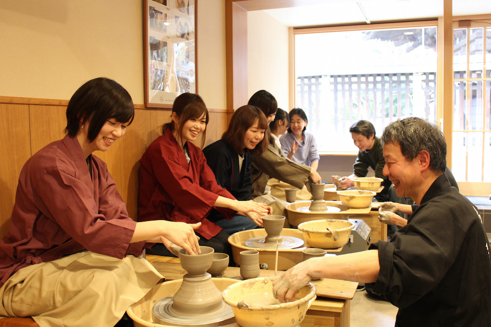 Kyoto Custom Pottery - Craft and Order Traditional High Quality